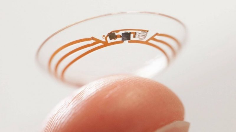 Is High Tech Lenses the Future for Contact Lenses?