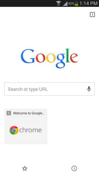 Save data chrome android