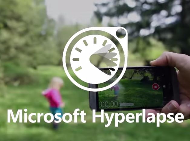 Hyperlapse Application