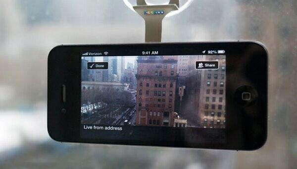 Iphone as Security Camera