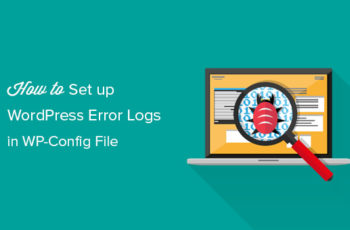 how-to-enable-error-logs-on-the-wordpress-site-through-wp-config-php