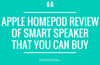 APPLE HOMEPOD REVIEW OF SMART SPEAKER THAT YOU CAN BUY