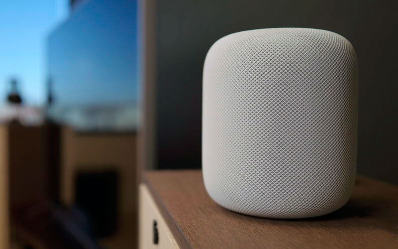 What is Apple HomePod?